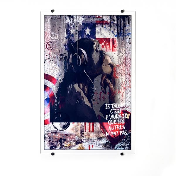 Monkey America | Collection RIOU Glass x RWA