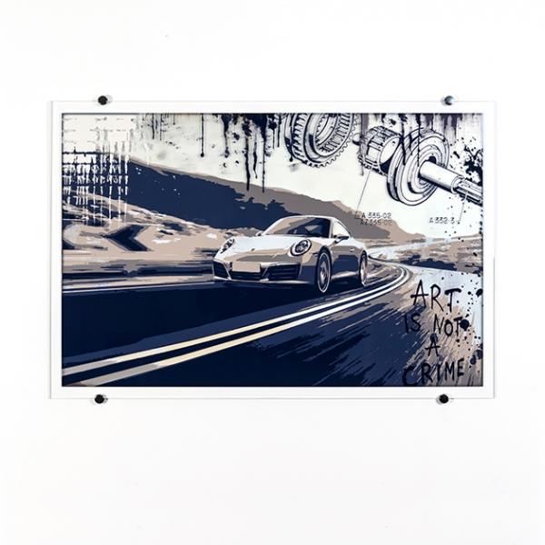 Porsche 911 | Collection RIOU Glass x RWA