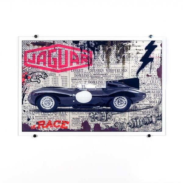 Jaguar Race | Collection RIOU Glass x RWA
