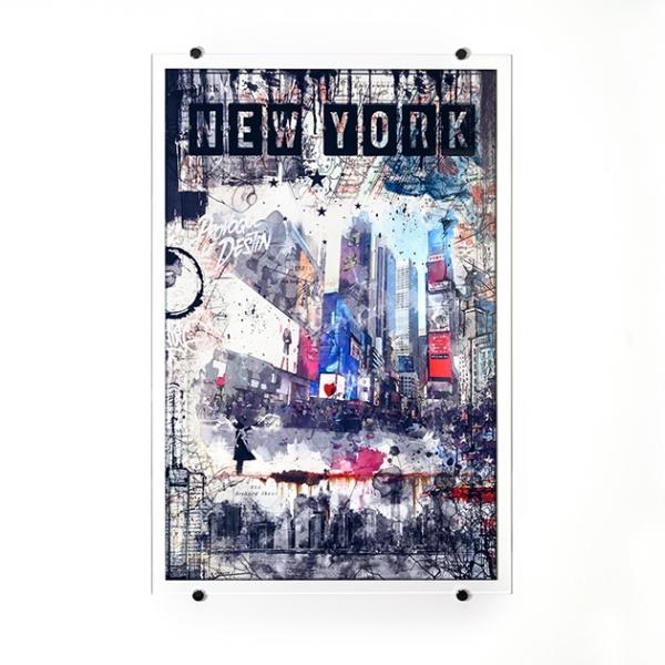 Polaroid New York | Collection RIOU Glass x RWA