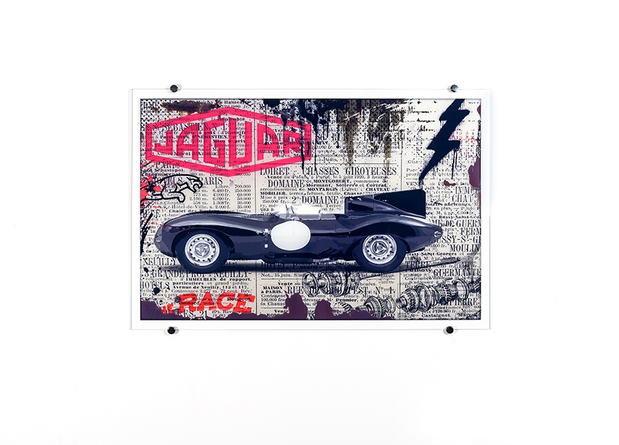 Jaguar Race   Collection RIOU Glass x RWA