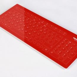 Clavier tactile en verre - Qwerty | Ingenium Glass