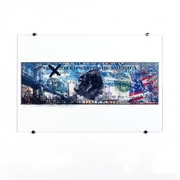 Monkey Dollar | Collection RIOU Glass x RWA
