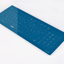 Clavier tactile en verre - Azerty   Ingenium Glass